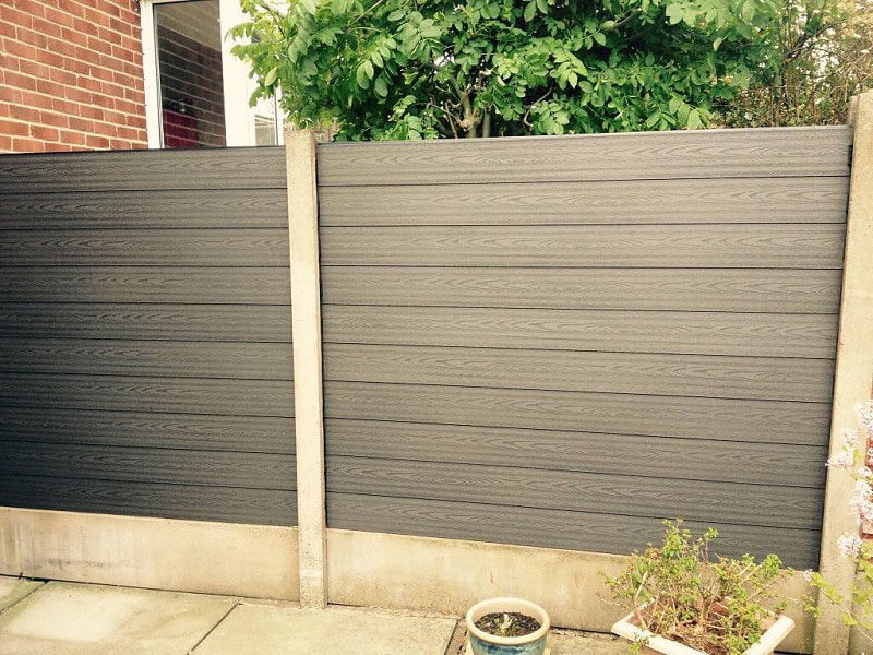 Decking And Fence Colours