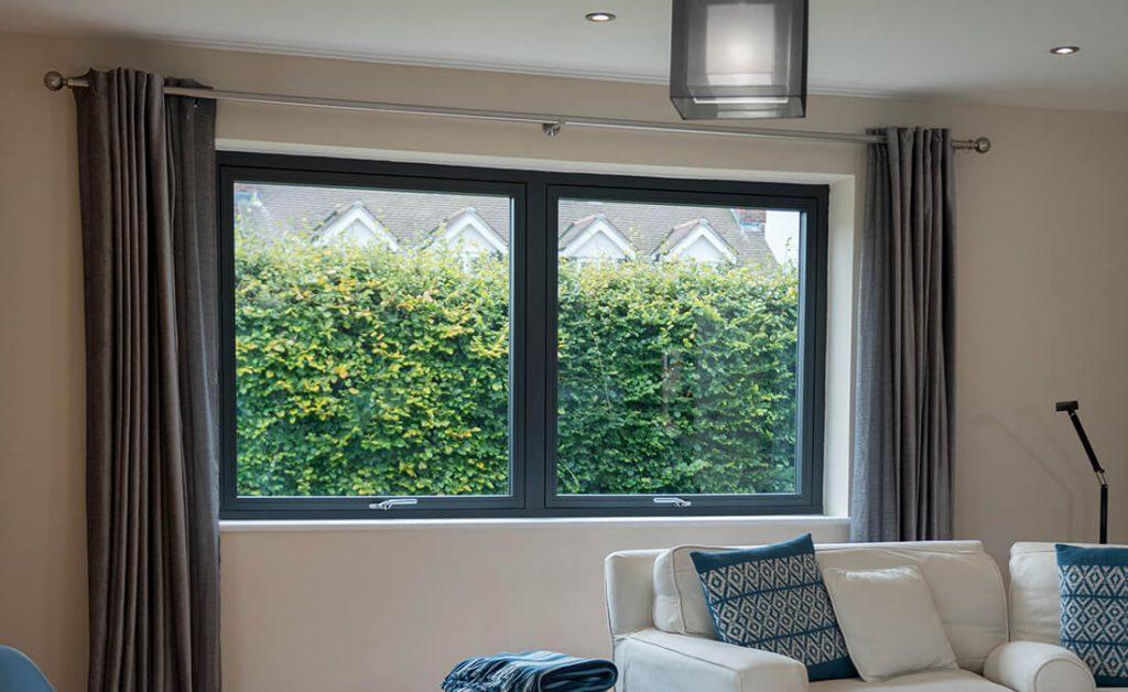 Black Residence 7 Window interior view