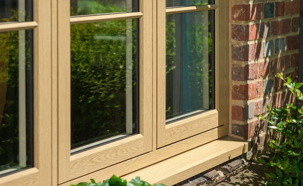 Light oak Residence 9 Windows